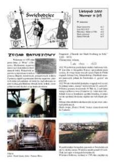 Świebodzice - Dzieje Miasta, 2000, nr 11 (37) [Dokument elektroniczny]