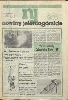 Nowiny Jeleniogórskie : tygodnik społeczny, [R. 35], 1992, nr 1 (1663)