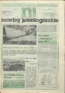 Nowiny Jeleniogórskie : tygodnik społeczny, [R. 35], 1992, nr 2 (1664)