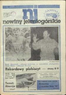 Nowiny Jeleniogórskie : tygodnik społeczny, [R. 35], 1992, nr 5 (1661!)