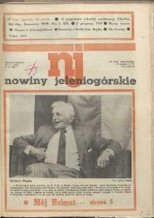 Nowiny Jeleniogórskie : tygodnik społeczny, [R. 34], 1991, nr 23 (1634)