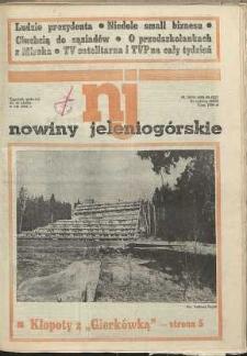 Nowiny Jeleniogórskie : tygodnik społeczny, [R. 34], 1991, nr 27 (1638)