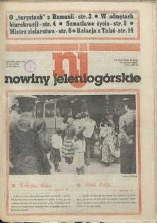 Nowiny Jeleniogórskie : tygodnik społeczny, [R. 34], 1991, nr 31 (1642)