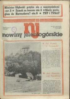 Nowiny Jeleniogórskie : tygodnik społeczny, [R. 34], 1991, nr 36 (1647)