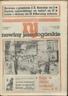 Nowiny Jeleniogórskie : tygodnik społeczny, [R. 34], 1991, nr 43 (1654)