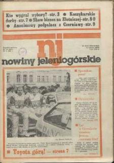 Nowiny Jeleniogórskie : tygodnik społeczny, [R. 34], 1991, nr 44 (1655)