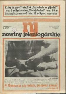 Nowiny Jeleniogórskie : tygodnik społeczny, [R. 34], 1991, nr 47 (1658)
