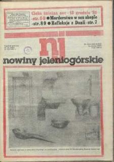 Nowiny Jeleniogórskie : tygodnik społeczny, [R. 34], 1991, nr 50 (1661)