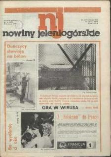 Nowiny Jeleniogórskie : tygodnik społeczny, [R. 35], 1992, nr 18 (1674!)