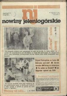 Nowiny Jeleniogórskie : tygodnik społeczny, [R. 35], 1992, nr 20 (1676!)