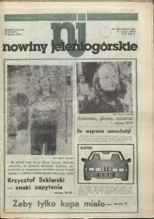 Nowiny Jeleniogórskie : tygodnik społeczny, [R. 35], 1992, nr 33 (1687!)