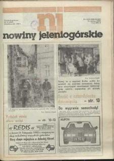 Nowiny Jeleniogórskie : tygodnik społeczny, [R. 35], 1992, nr 44 (1698!)