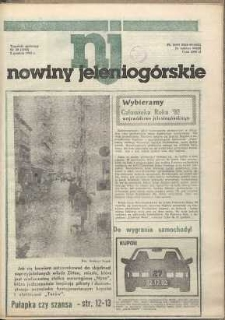 Nowiny Jeleniogórskie : tygodnik społeczny, [R. 35], 1992, nr 49 (1702!)