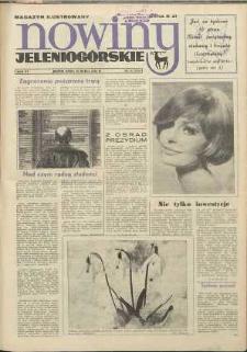 Nowiny Jeleniogórskie : magazyn ilustrowany ziemi jeleniogórskiej, R. 15, 1972, nr 12 (723)