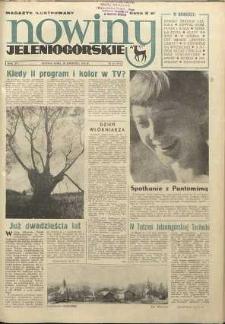 Nowiny Jeleniogórskie : magazyn ilustrowany ziemi jeleniogórskiej, R. 15, 1972, nr 16 (727)