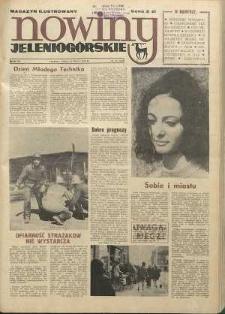Nowiny Jeleniogórskie : magazyn ilustrowany ziemi jeleniogórskiej, R. 15, 1972, nr 21 (732)