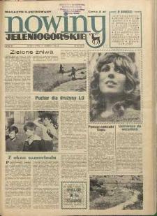 Nowiny Jeleniogórskie : magazyn ilustrowany ziemi jeleniogórskiej, R. 15, 1972, nr 24 (735)