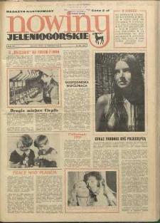 Nowiny Jeleniogórskie : magazyn ilustrowany ziemi jeleniogórskiej, R. 15, 1972, nr 25 (736)