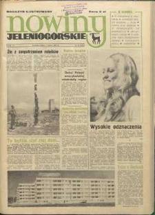 Nowiny Jeleniogórskie : magazyn ilustrowany ziemi jeleniogórskiej, R. 15, 1972, nr 27 (738)