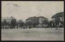 Ohlau - Friedrichsplatz [Dokument ikonograficzny]