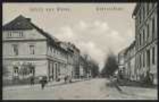 Gruss aus Ohlau - Oderstrasse [Dokument ikonograficzny]