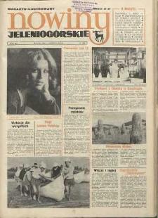 Nowiny Jeleniogórskie : magazyn ilustrowany ziemi jeleniogórskiej, R. 15, 1972, nr 31 (742)