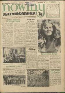 Nowiny Jeleniogórskie : magazyn ilustrowany ziemi jeleniogórskiej, R. 15, 1972, nr 36 (747)