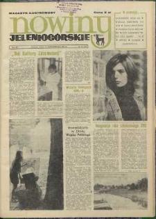 Nowiny Jeleniogórskie : magazyn ilustrowany ziemi jeleniogórskiej, R. 15, 1972, nr 41 (752)