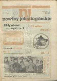Nowiny Jeleniogórskie : tygodnik społeczny, [R. 36], 1993, nr 3 (1707!)