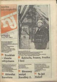 Nowiny Jeleniogórskie : tygodnik społeczny, [R. 36], 1993, nr 5 (1709!)