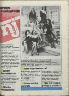 Nowiny Jeleniogórskie : tygodnik społeczny, [R. 36], 1993, nr 16 (1720!)