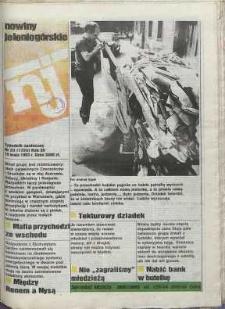 Nowiny Jeleniogórskie : tygodnik społeczny, [R. 36], 1993, nr 20 (1724!)