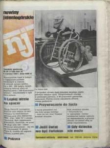 Nowiny Jeleniogórskie : tygodnik społeczny, [R. 36], 1993, nr 22 (1726!)