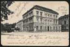 Gruss aus Ohlau – Hotel zum preussischen Hofe [Dokument ikonograficzny]
