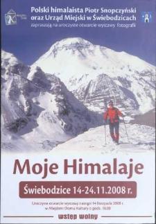 Moje Himalaje