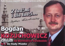 Z ludźmi i dla ludzi… Bogdan Kożuchowicz