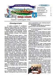 Świebodzice - Dzieje Miasta, 2011, nr 7 (164) [Dokument elektroniczny]