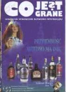 Co Jest Grane : wrocławski miesięcznik kulturalno-informacyjny, 1996, nr 3 (25)