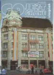Co Jest Grane : wrocławski miesięcznik kulturalno-informacyjny, 1996, nr 8 (30)