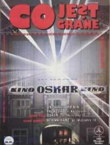 Co Jest Grane : wrocławski miesięcznik kulturalno-informacyjny, 1996, nr 10 (32)