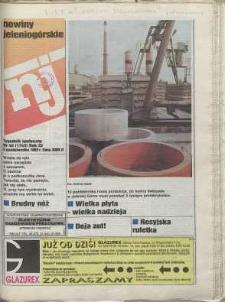 Nowiny Jeleniogórskie : tygodnik społeczny, [R. 36], 1993, nr 40 (1743!)
