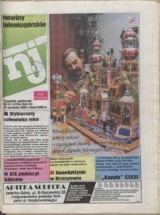 Nowiny Jeleniogórskie : tygodnik społeczny, [R. 36], 1993, nr 51 (1754!)