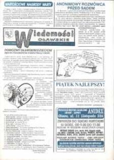 Wiadomości Oławskie, 1993, nr 2 (41)