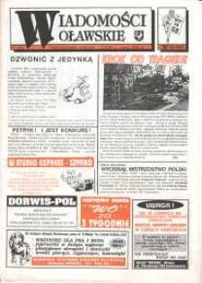 Wiadomości Oławskie, 1993, nr 13 (52)