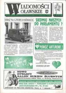 Wiadomości Oławskie, 1993, nr 14 (53)