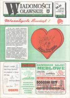 Wiadomości Oławskie, 1993, nr 25 (64)