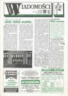 Wiadomości Oławskie, 1994, nr 2 (66)