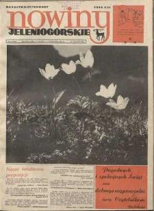 Nowiny Jeleniogórskie : magazyn ilustrowany, R. 18, 1975, nr 13/14 (871/372)