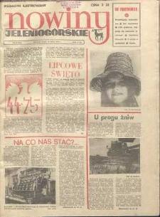 Nowiny Jeleniogórskie : magazyn ilustrowany, R. 18, 1975, nr 29 (897!)