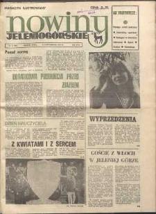 Nowiny Jeleniogórskie : magazyn ilustrowany, R. 17!, 1975, nr 42 (900)
